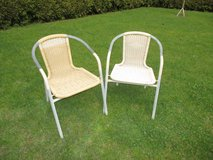 2 lawn chairs in Ramstein, Germany