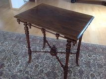 Antique table, French in Ramstein, Germany
