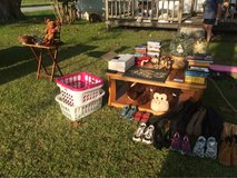 Huge Yard Sale in Camp Lejeune, North Carolina
