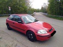 Honda Civic EJ9 AC works Sport Edition LOW 58.000miles PASS INSPECTION in Ramstein, Germany