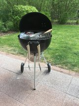Pending P/U...Weber Master Touch Charcoal Grill in Ramstein, Germany
