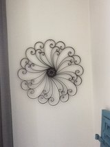 Wrought Iron Wall Art (2 Available) in Ramstein, Germany