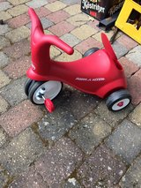 Toddler bike in Ramstein, Germany