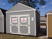 12x16 Utility Shed Storage Building DISCOUNTED!! in Valdosta, Georgia