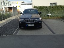 BMW X-4, 240 h/p, 19,000 mi, US SPECS w/ winter& summer tires in Ramstein, Germany