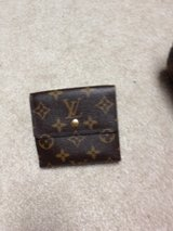 Authentic Louis Vuitton Wallet in Camp Lejeune, North Carolina