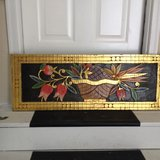 Hand Carved Wall Hanging in Camp Lejeune, North Carolina