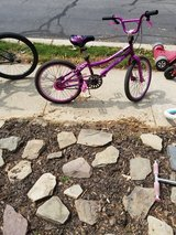 Girls bike in Fairfax, Virginia