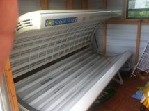 Wolf tanning bed in Camp Lejeune, North Carolina