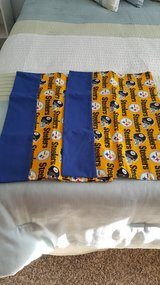 STEELER PILLOW CASES & KEY CHAIN in 29 Palms, California