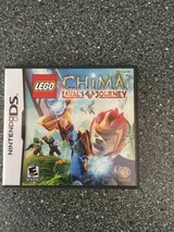 Nintendo DS Chima Laval's Journey in Ramstein, Germany