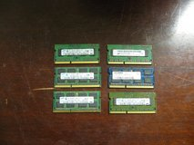 11 Gigabytes of DDR3 Laptop Ram in Kingwood, Texas