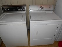 washer and dryer in Macon, Georgia