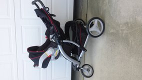 Baby stroller and car seat in MacDill AFB, FL