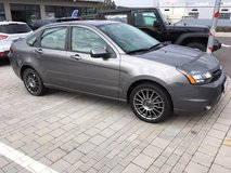 2011 Ford Focus SES Sedan.... From ONLY $151 p/month! in Grafenwoehr, GE