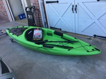 Single Rider Kayak with Paddle/Paddle Leash/Carrier Kit in Oceanside, California