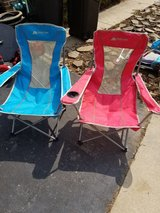 Low lounge chairs in Fort Belvoir, Virginia