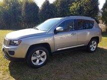Jeep Compass Latitude in Spangdahlem, Germany