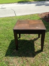 End table in Camp Lejeune, North Carolina