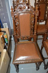 6 Chairs from 1880 in Colorado Springs, Colorado
