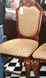Brand new Highback Ornate Upolstered Bar Stools in Springfield, Missouri