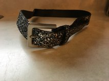 Sparkly belt in Aurora, Illinois