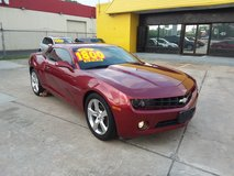 2010 CHEVROLET CAMARO RS **LEATHER, SUNROOF, NICE!! FINANCING AVAILABLE** in Bellaire, Texas