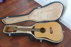 Tacoma Acoustic Guitar DM9 with Hard Case and Extras in Montezuma, Georgia