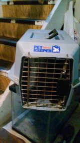 small plastic dog crate/carrier in Naperville, Illinois