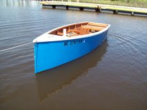 13 ft wood boat in Camp Lejeune, North Carolina