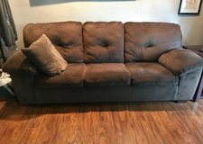 Couch w/ pullout + loveseat set in Camp Pendleton, California