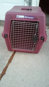crate/kennel in Naperville, Illinois