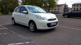2012 Nissan Micra in Ramstein, Germany