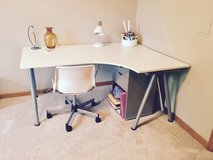 IKEA Desk with chair in Naperville, Illinois