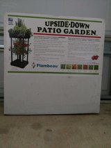 Upside Down Patio Garden in DeRidder, Louisiana
