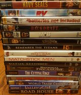 DVD's---USED. GOOD CONDITION in St. Louis, Missouri