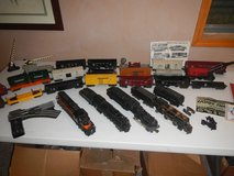 """Lionel Train Items  """"O"""" Scale  Lot - Engines, Cars, Track and Accessories in Naperville, Illinois"""