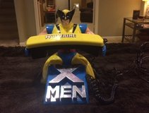 X-men, Wolverine phone from 1994 in Naperville, Illinois