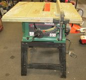 Makita 2703 Contractors Table saw in Plainfield, Illinois