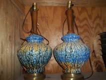 Matching End Table Lamps in Fort Polk, Louisiana