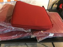 Patio chair cushions in Naperville, Illinois