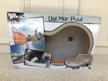 Tech Deck Del Mar Pool in Kingwood, Texas