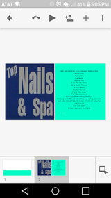 TOP NAILS SALON & SPA in Fort Polk, Louisiana