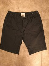 Grey express shorts size 31 in Chicago, Illinois