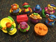 Misc Weebles + Accessories in Naperville, Illinois