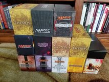 Magic The Gathering Card Storage Boxes! in Fort Knox, Kentucky