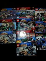 Lego Manuals Over 100 available in Joliet, Illinois