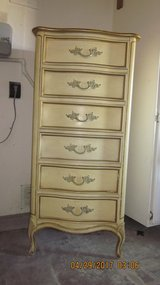 Provincial lingerie chest in Camp Pendleton, California