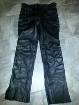 Men's Leather Pants in Cherry Point, North Carolina