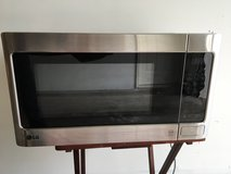LG - 1.5 Cu. Ft. Mid-Size Microwave - Stainless Steel in Colorado Springs, Colorado